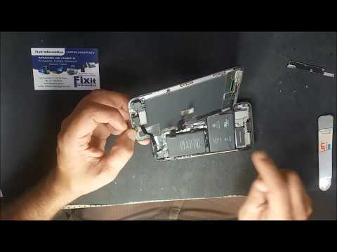 Apple iPhone X - Sostituzione display - Display Replacement