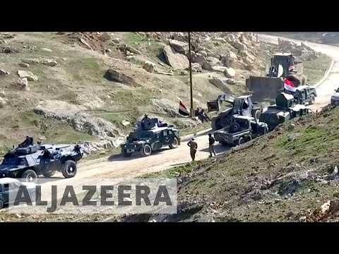 Iraqi forces reclaim Mosul airport from ISIL