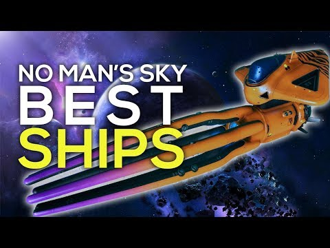 10 BEST No Man's Sky Best Ships of all times