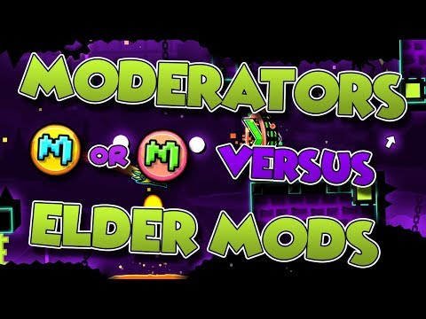 What Are Geometry Dash Mods And Elder Mods?