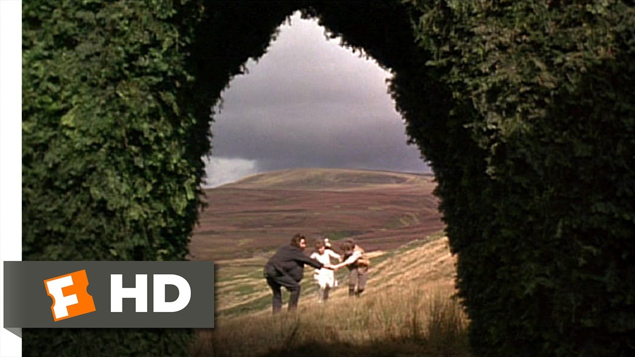 The Secret Garden 9 9 Movie Clip The Whole World Is A Garden 1993 Hd Youtube
