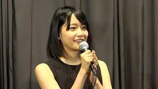 6月4日、映画『パンとバスの2度目のハツコイ』の舞台挨拶が新宿・武蔵野...