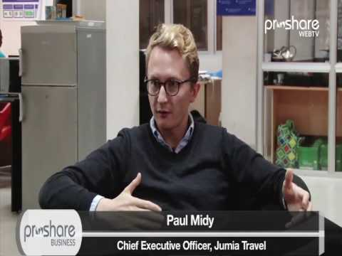 In Nigeria, our plan is to democratize travel-Paul Midy, Global CEO Jumia Travels