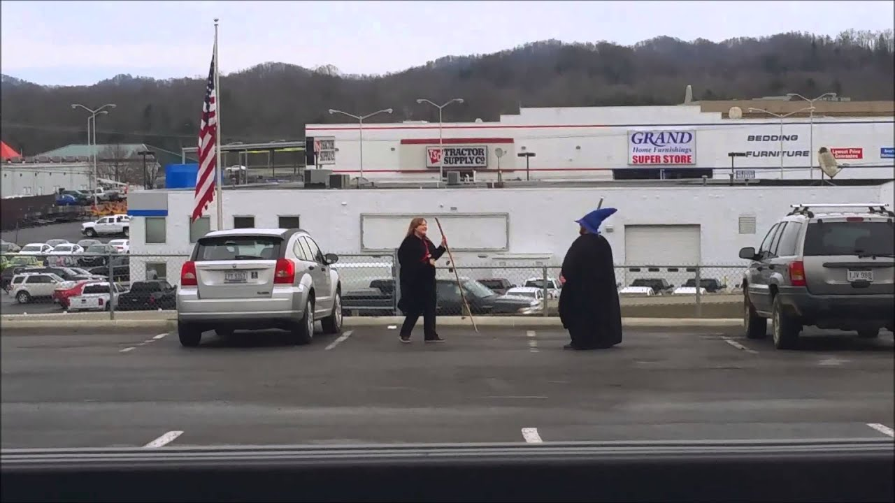 Larper S At Wal Mart Youtube