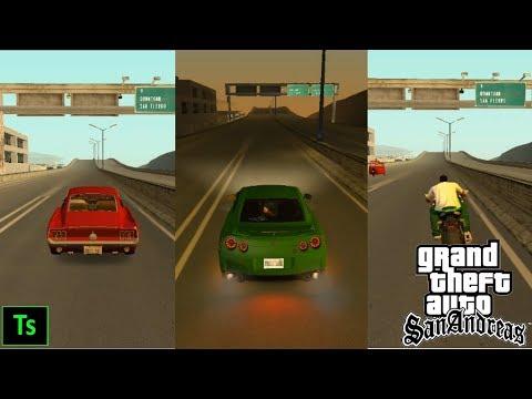 2018's Best Car Sound Pack || GTA San Andreas