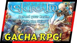Heroes of Skyrealm - HUGE ACTION RPG (AND AWESOME SKILLS)   MGQ Ep. 93
