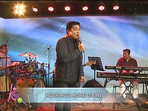 Martin Nievera sings 'Be My Lady'