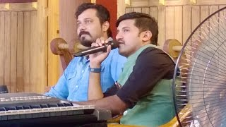 Malare Song by Vijay Yesudas @ Amrita Clg, Amritapuri