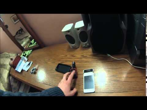 Как подключить ваш смартфон к машине через Fm радио. Обзор на Fm трансмиттер, отзыв.