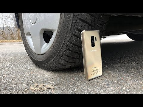 Samsung S9 vs CAR