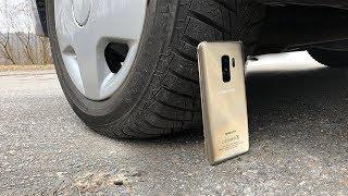 Samsung S9 vs CAR
