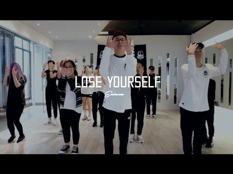 MDS | Choreography - Beginner (Eminem - Lose Yourself) by MarVin Mava