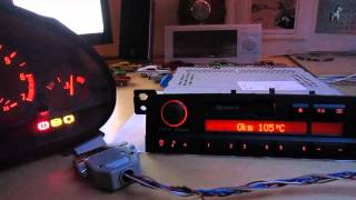 Repeat youtube video BMW CAN-Bus Instrument Cluster E46