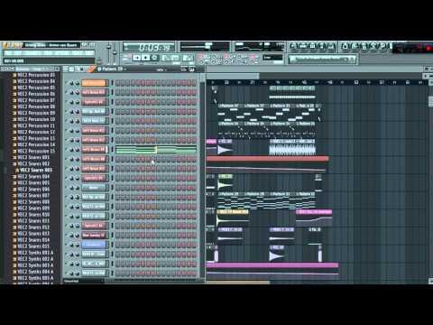 Armin Van Buuren Feat. Cimo Fränkel - Strong Ones (FL Studio Remake + FLP)
