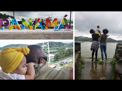 First Family International Travel With Baby: Exploring Panama & Kennedy Meets Family