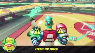 ARMS Modes Overview - Volleyball, Hoops, 1 vs 100, & More! (Nintendo Direct)