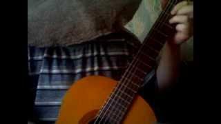 КиШ Воспоминания о былой любви на классической гитаре