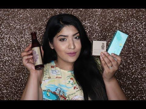 Huge Innisfree Haul | Skin Care and Makeup