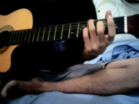 ORDINARY SONG guitar cover(in his original chords)