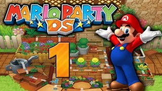 Mario Party DS - Let