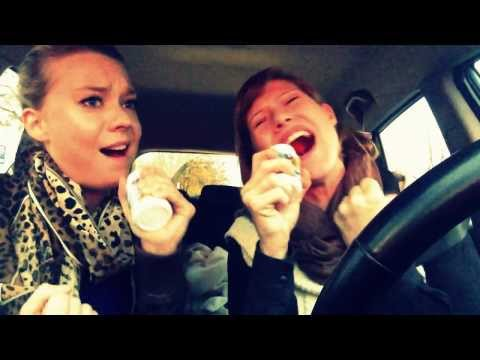 2Girls1Car - Traffic Jam Car Karaoke - Unbreak it!!! Part 2