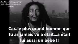 "Bob Marley ""coming in from the cold"" traduction FR"