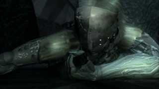 METAL GEAR SOLID 4 - Raiden's Sacrifice (CUTSCENE)