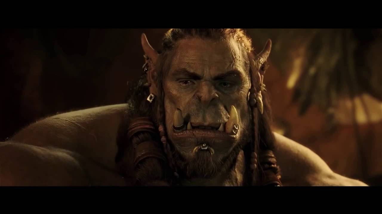 My Take On Warcraft Featuring Thrall Go El Youtube