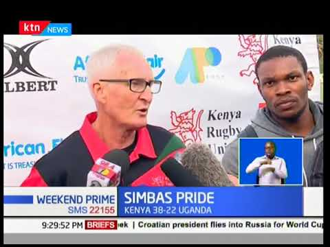 Simbas emerge victorious in Elgon Cup final against Uganda