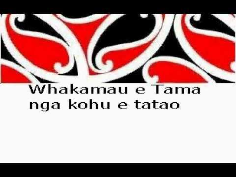 Tangitangi a kiwa, tangitangi a moko