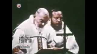 Ultima Misa del Padre Pio de Pietrelcina