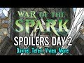 War of the Spark Spoilers Day 2: Davriel, Teferi, Vivien, and More!