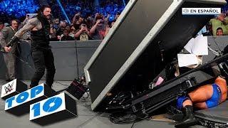 Top 10 Mejores Momentos de SmackDown En Español: WWE Top 10, Nov. 29, 2019