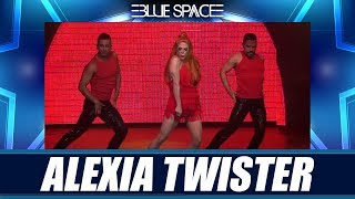 Blue Space Oficial - Alexia Twister e Ballet - 06.01.19