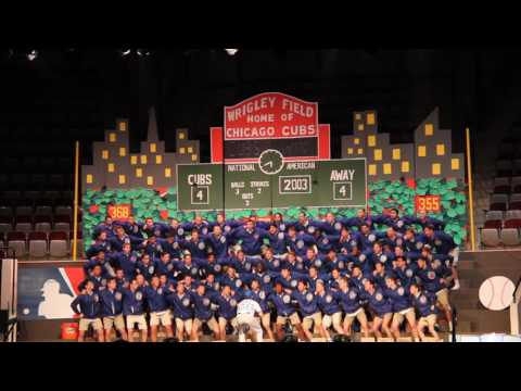 GSP Sing Song 2017  Cubs Fans