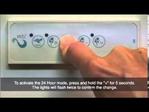 MTI Baths Keypad #3 Operation Of Air Massage Air Bath And Standard  Whirlpool   YouTube