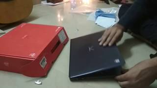 Video IBall Exemplaire+ CompBook UNBOXING || Initial Review || 4gb Ram download MP3, 3GP, MP4, WEBM, AVI, FLV November 2018