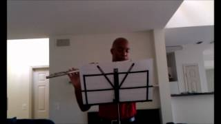 Clair de Lune (Debussy), performed on Flute