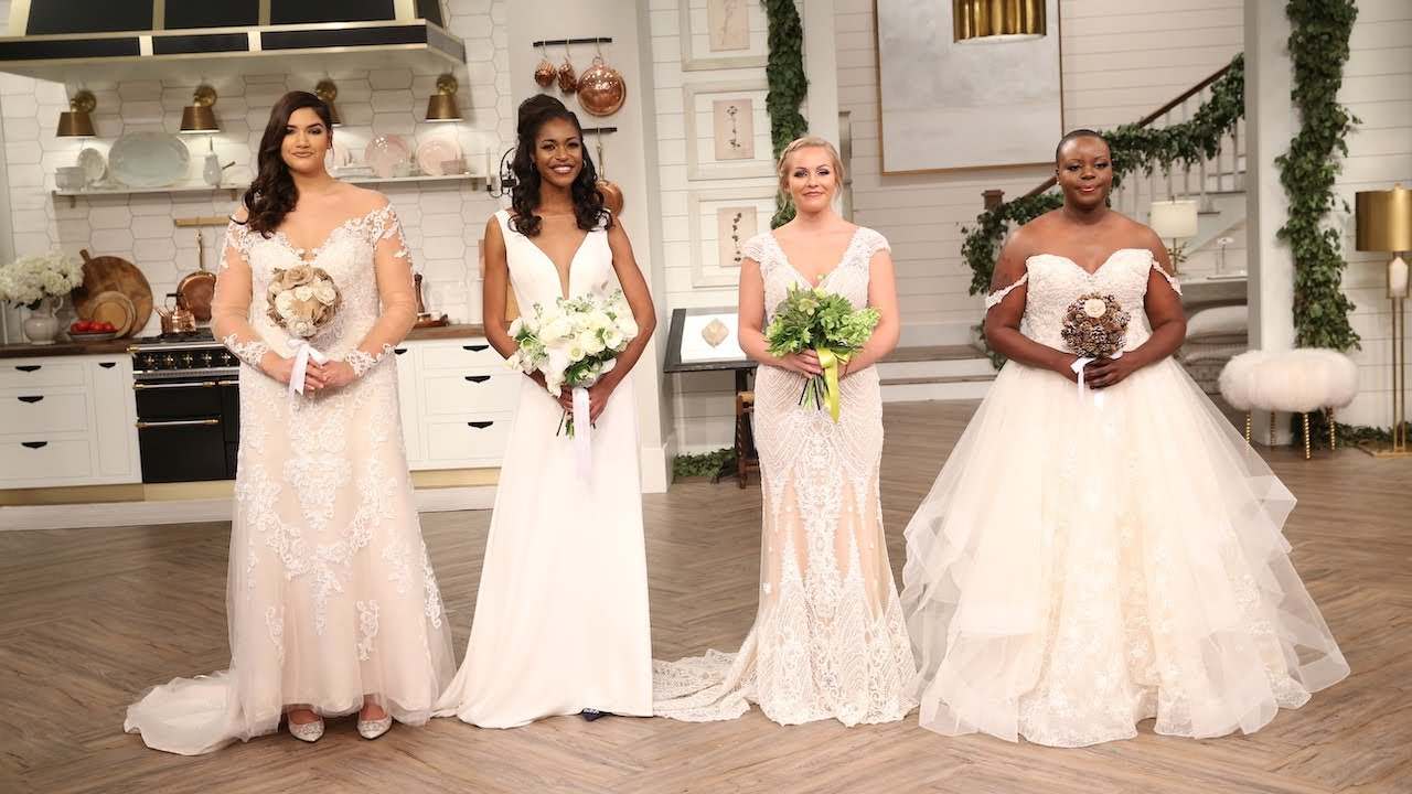 Wedding Gowns Perfect For Brides Of Every Size Plus A Magical