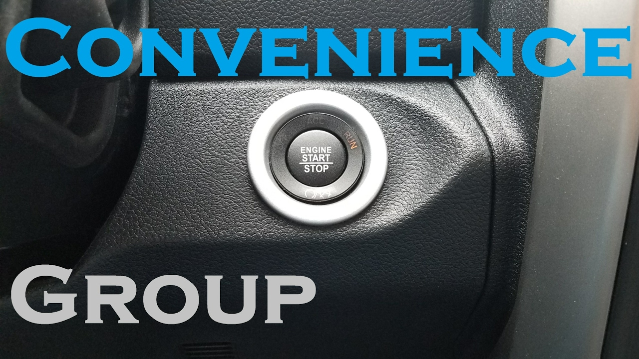 Ram Convenience Group Explained for the 1500, 2500 and 3500 ...