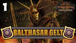 Total War: Warhammer 2 - Golden Order Campaign - Balthasar Gelt