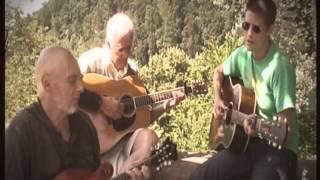Old american folk am Mississippi der Schweiz (Rhein)