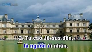 [Karaoke TVCHH] 283- NGUỒN TÌNH YÊU - Salibook