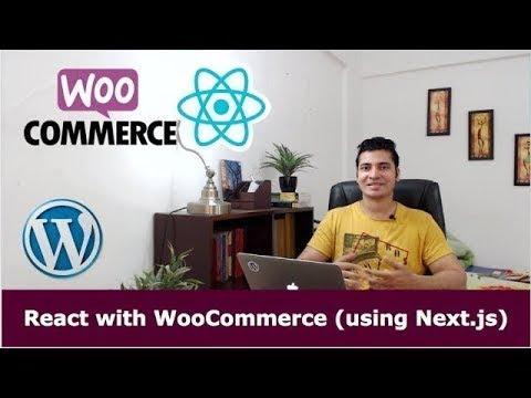 #12 WooCommerce and React | Add to Cart | Next.js | WooCommerce Store | WooCommerce GraphQL