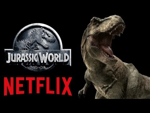 New Jurassic World Netflix Series Rumored To Be Coming Soon - Jurassic World: Camp Cretaceous