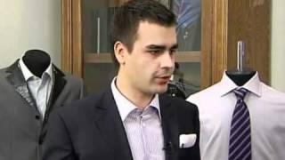 9 советов в выборе делового костюма(Наталия Туркенич на Первом канале., 2011-07-19T10:12:52.000Z)