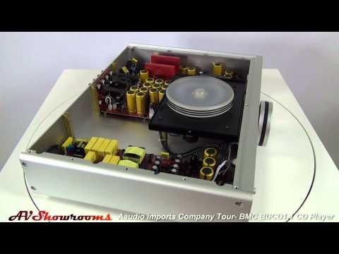BMC BDCD 1.1 CD Player and Transport