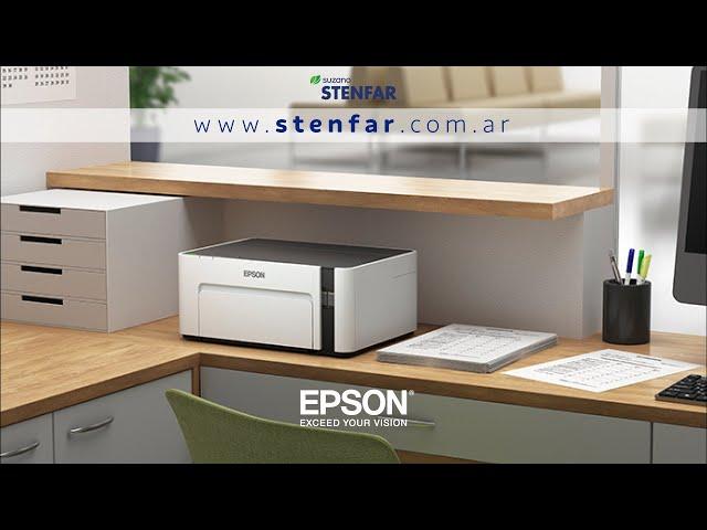 Impresora Epson EcoTank M1120 en Stenfar