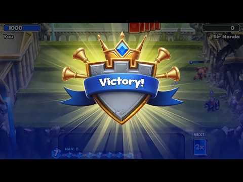 Castle Crush Hack Tool | Generate Unlimited Gold & Gems For Free