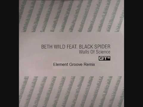 Black Spider feat. Beth Wild - Walls Of Science (Element Groove Remix)